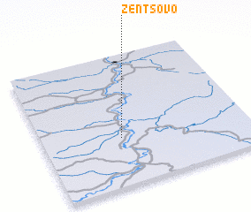 3d view of Zentsovo