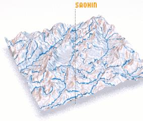 3d view of Sao-hin