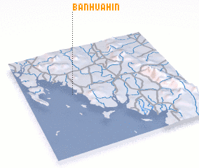 3d view of Ban Hua Hin