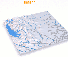 3d view of Ban Sa Ri