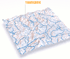 3d view of Yawngbre