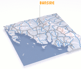 3d view of Ban Si-re