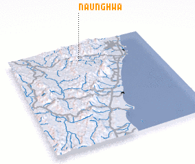 3d view of Naunghwa