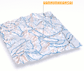 3d view of Wān Münhkamsai
