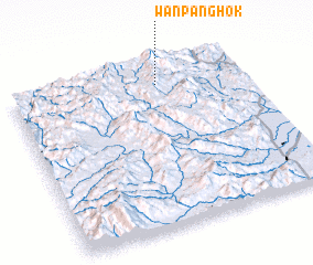 3d view of Wān Panghök