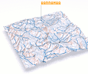 3d view of Wān Namwa