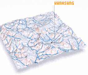 3d view of Wān Hsang