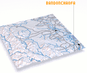 3d view of Ban Don Chao Fa