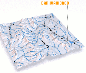 3d view of Ban Huai Bong (1)
