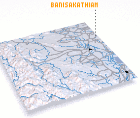 3d view of Bani Sa Kathiam