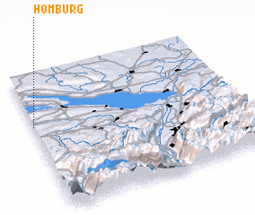 3d view of Homburg