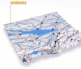 3d view of Homburg