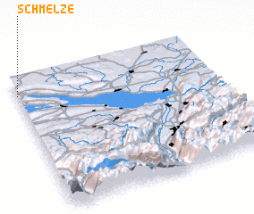 3d view of Schmelze